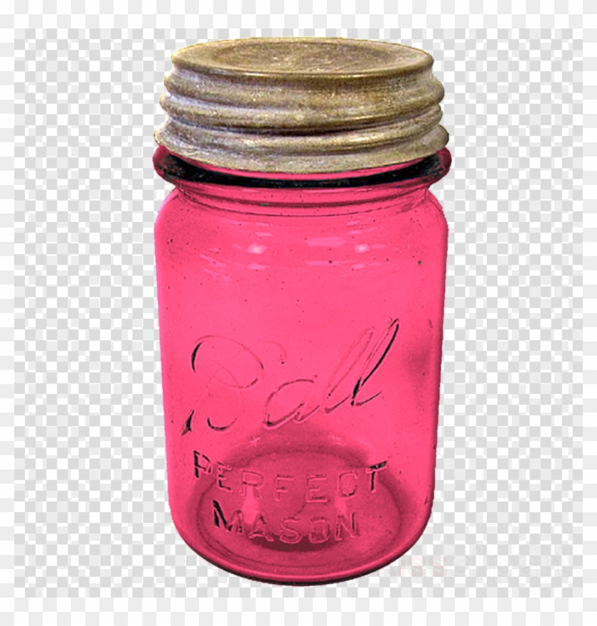 Mason Jar Clipart Mason Jar Lid , Png Download.