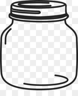 Mason Jar PNG.