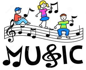 Chorus clipart music classroom, Chorus music classroom.