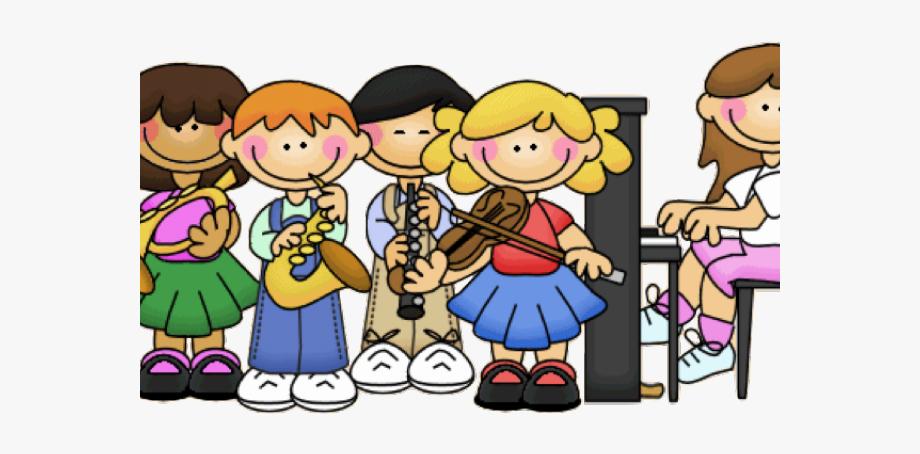 Festival Clipart Musical Group.