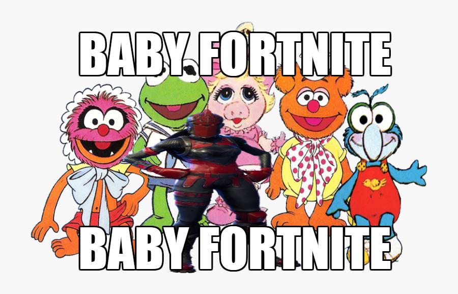 Baby Fortnite Okbuddyretard Welcome.
