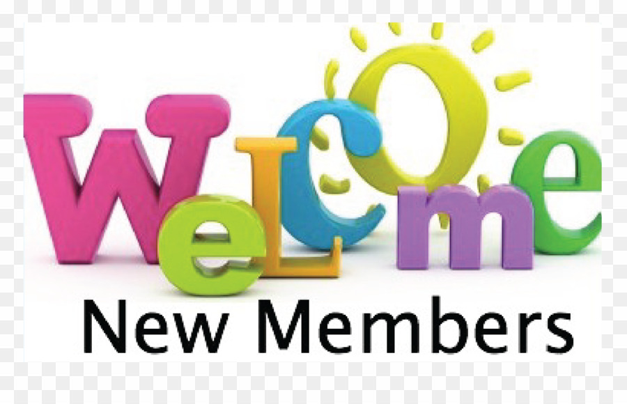 Welcome New Members PNG Hope Lutheran Church Clipart download.