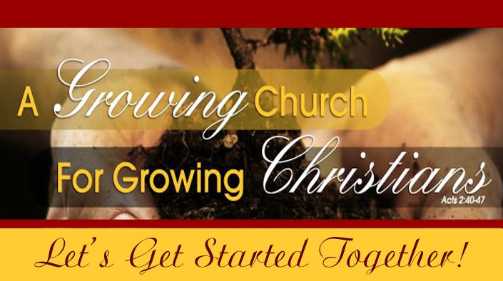 New Church Members Clip Art.