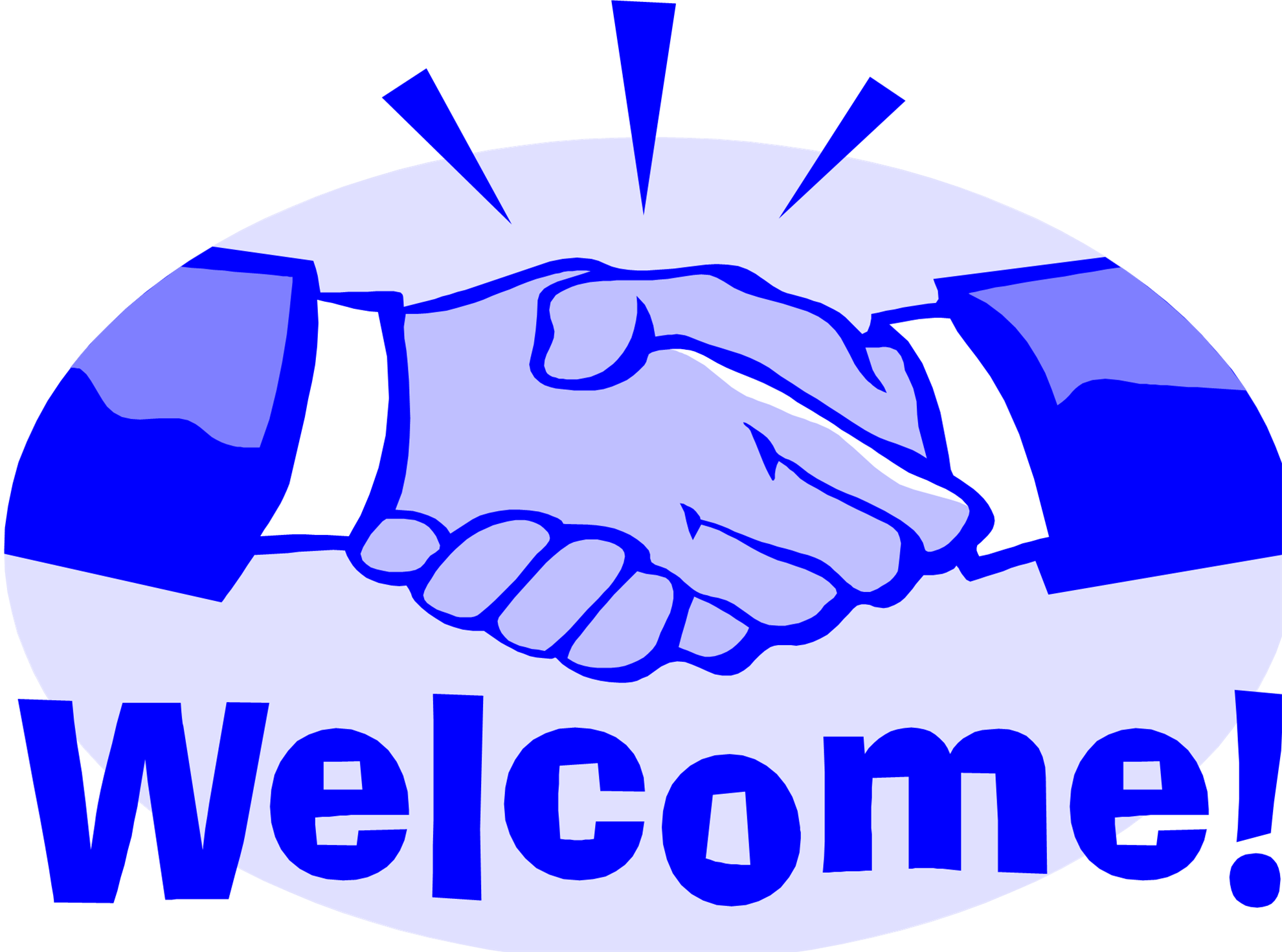 Welcome new members clipart 4 » Clipart Station.