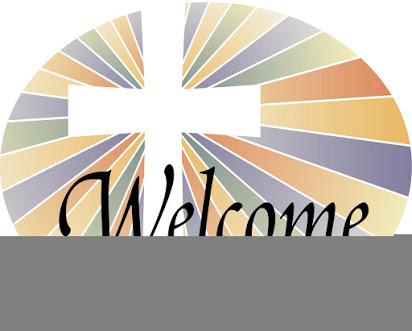 Free clipart welcome visitors.
