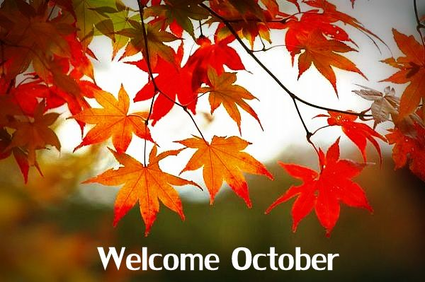 welcome october clipart - Clipground