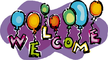 Welcome party clipart » Clipart Station.