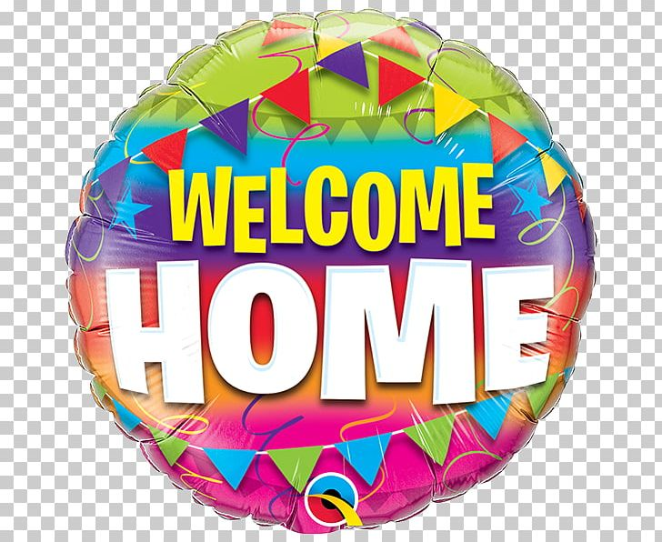 Mylar Balloon Gas Balloon Welcome Party PNG, Clipart.