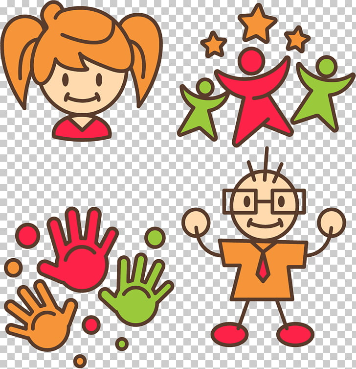 Logo Euclidean , Children welcome party decoration PNG.