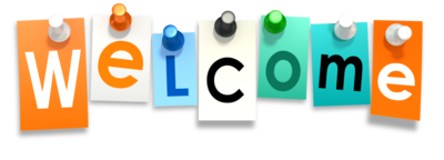 Download Welcome PNG Transparent Picture For Designing Projects.