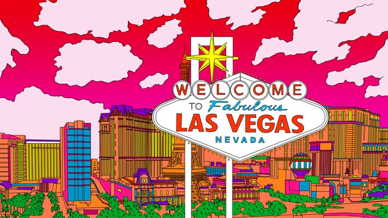Betty Willis: The Woman Behind the Welcome to Las Vegas Sign.