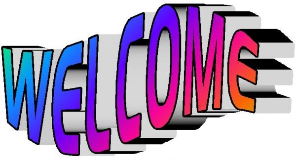 Best Welcome Clip Art #5659.
