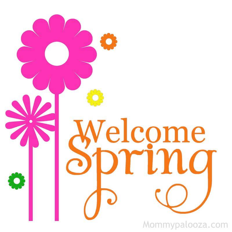 Spring Break Clipart.