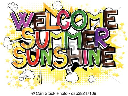 Welcome summer clipart 7 » Clipart Station.