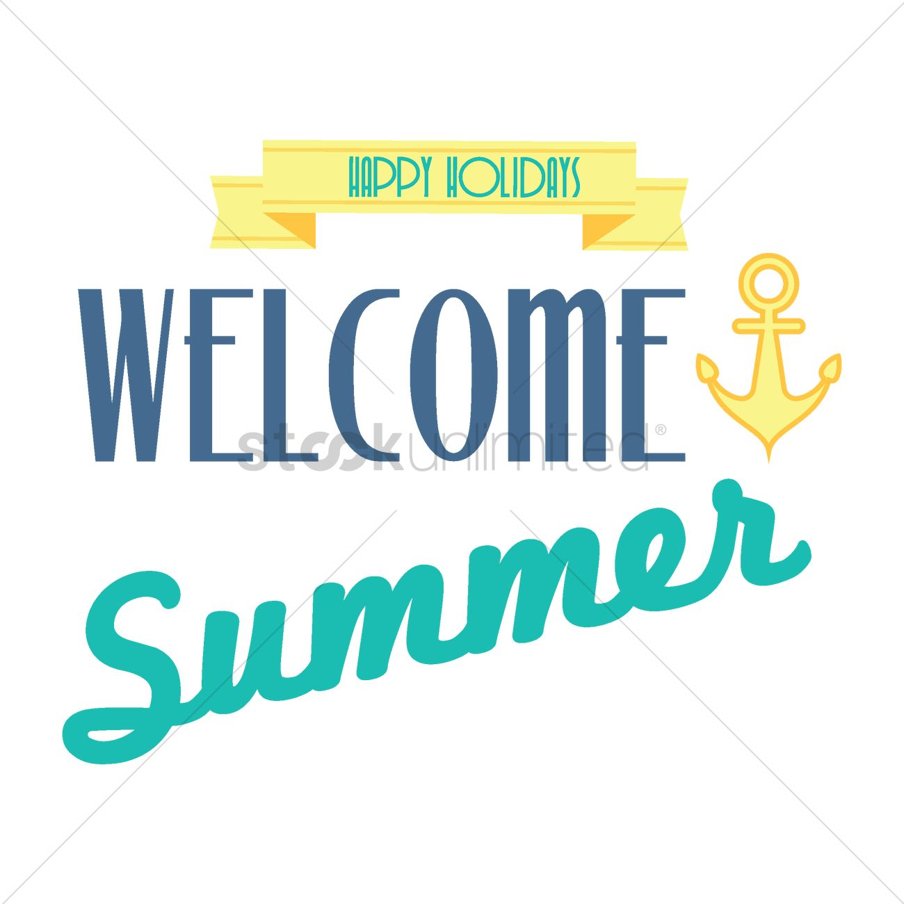 Welcome summer clipart 8 » Clipart Station.