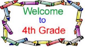 Grade 4 Clipart.