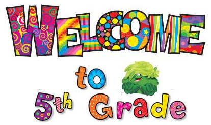 5th Grade / Welcome.