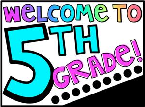 Fifth Grade.