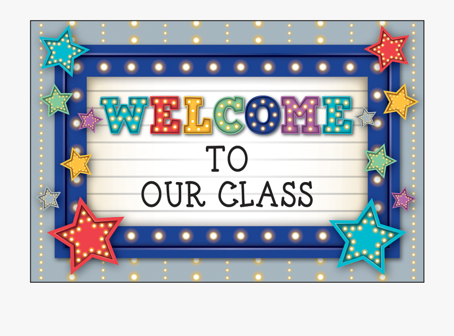Tcr5486 Marquee Welcome Postcards Image.