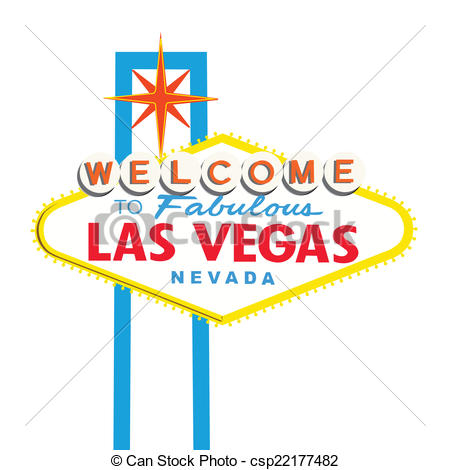 Vector of Welcome to Las Vegas Sign copy.