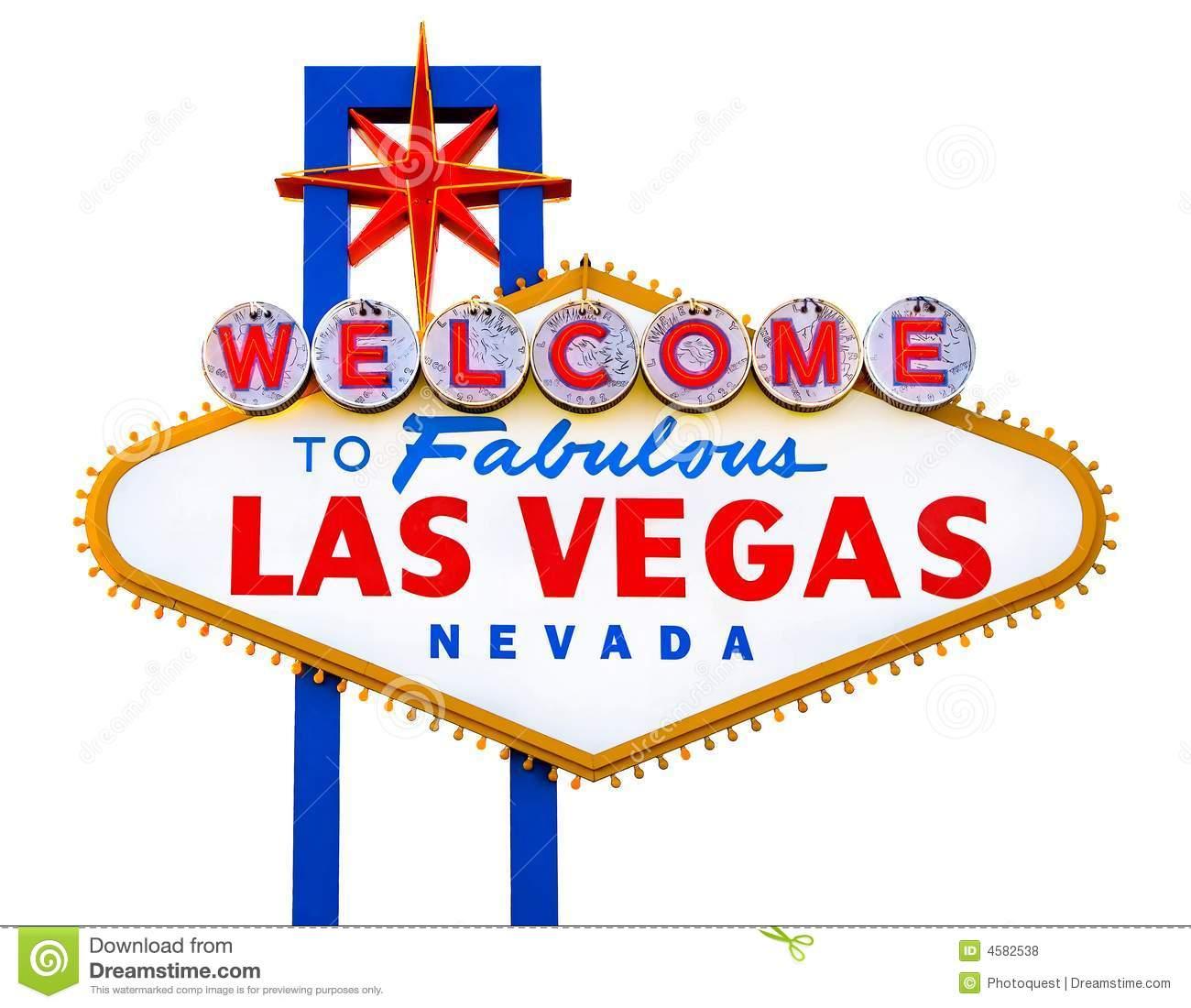 Welcome To Fabulous Las Vegas Royalty Free Stock Photos Image.