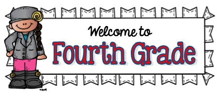 Fourth Grade / Welcome.