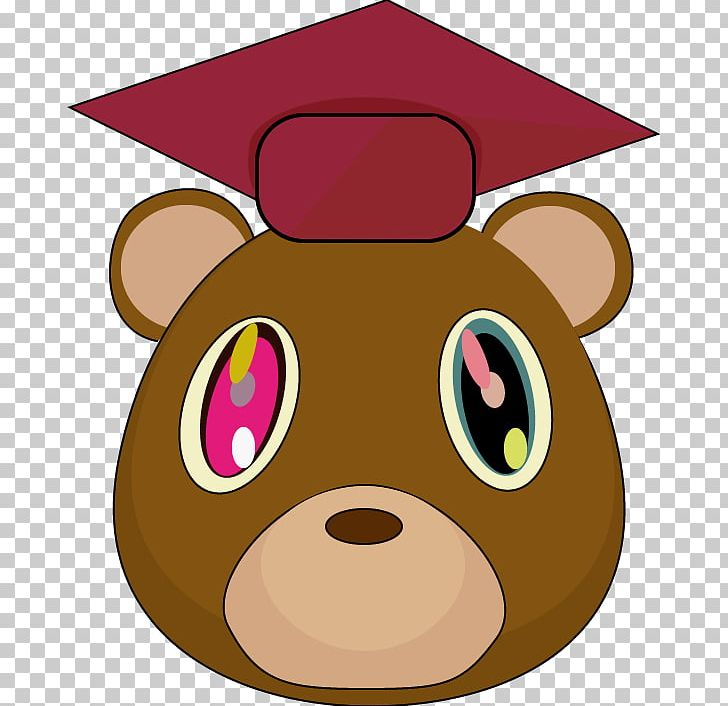 Graduation 808s & Heartbreak Graphic Design Welcome To.