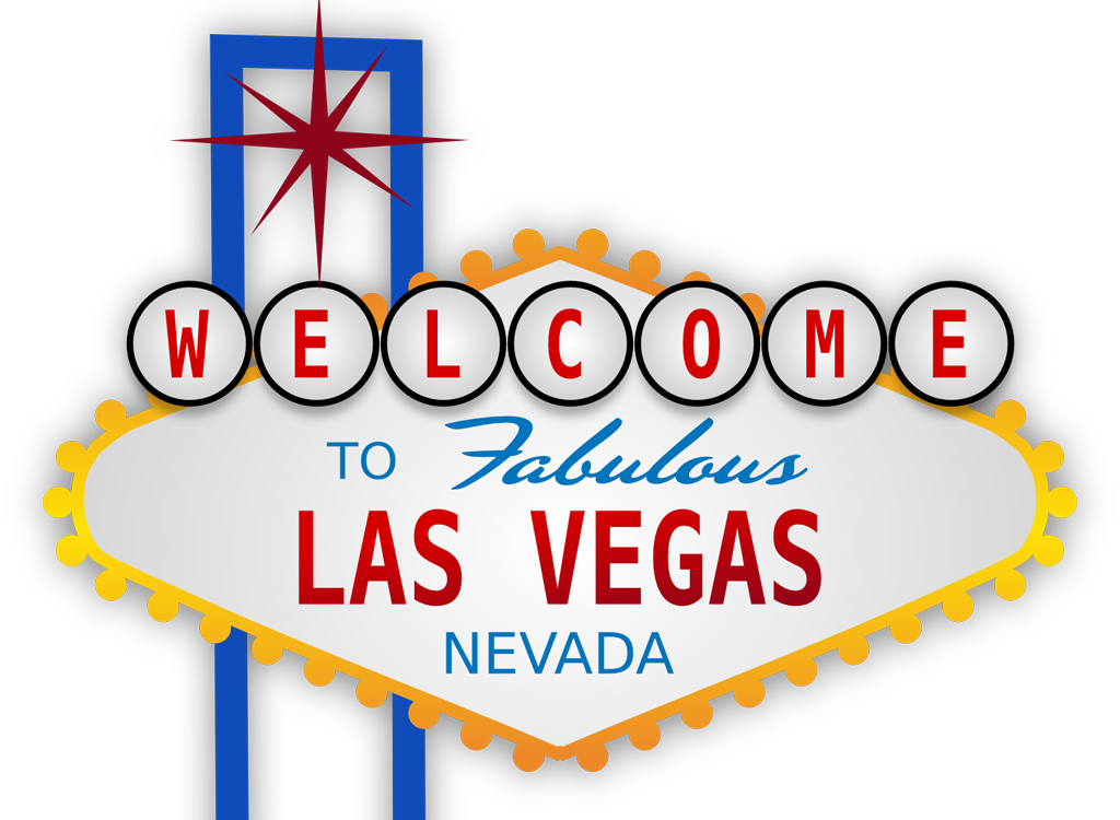 Welcome to Las Vegas PNG Image.