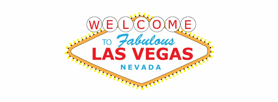 This Is The Las Vegas Welcome Sign Recreated In Illustrator.