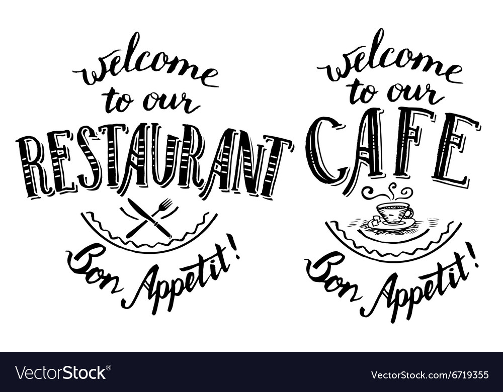 Welcome to my restaurant clipart clipart images gallery for.