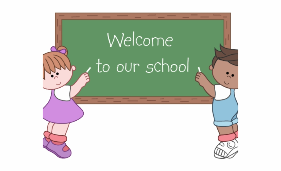 Clip Art Welcome To School Free PNG Images & Clipart Download.