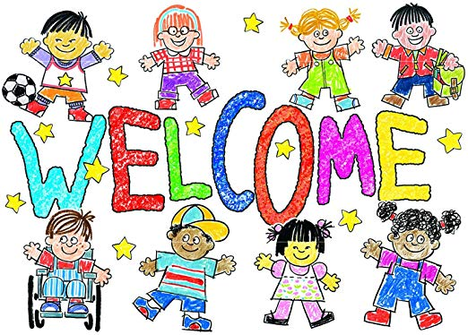 Eureka Colorful Teacher Welcome Cards Mailable Postcards for Teachers, 4\'\'  W x 6\'\' L.