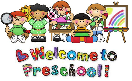 Welcome To Preschool.