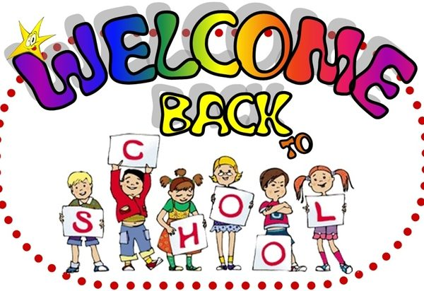 Back To School Welcome.