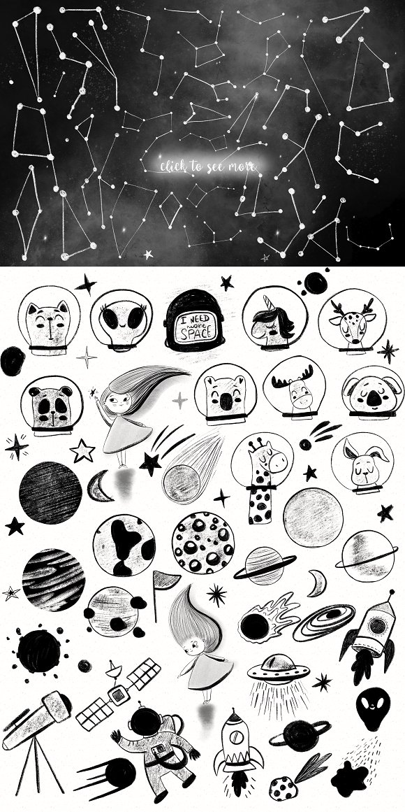 Welcome to Space clipart.