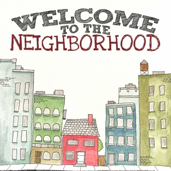 Welcome to the neighborhood clipart 6 » Clipart Station.