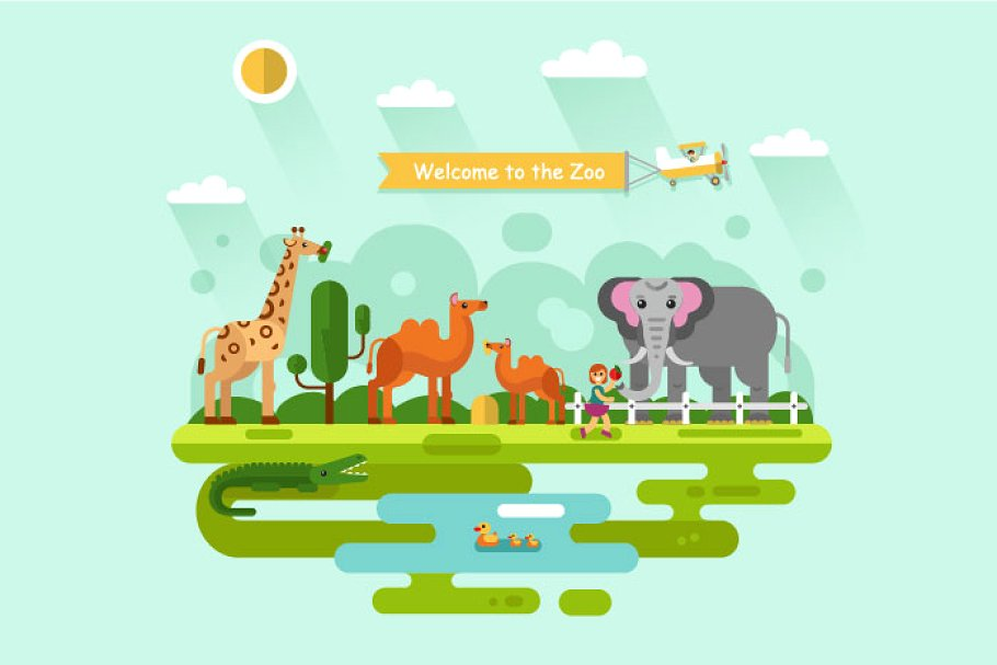 Welcome to The ZOO Vector.