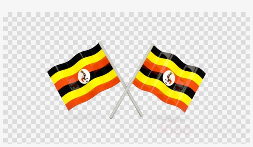 Uganda Flag Png Clipart Flag Of Thailand Flag Of Uganda PNG.