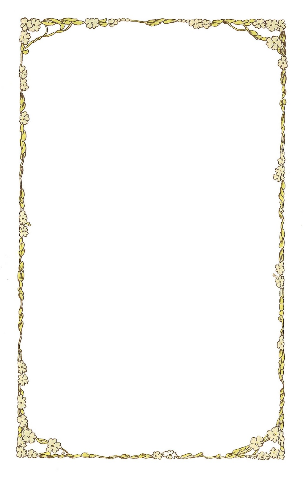 Frame welcome border clipart clipart kid.