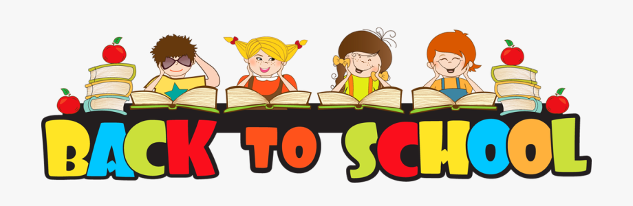 Welcome Back To School Clipart, Cliparts & Cartoons.