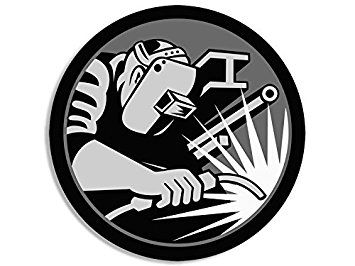 Image result for welding clipart black and white.