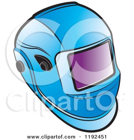 welding helmet clipart #14