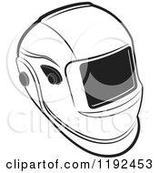 Welding Helmet Clipart.