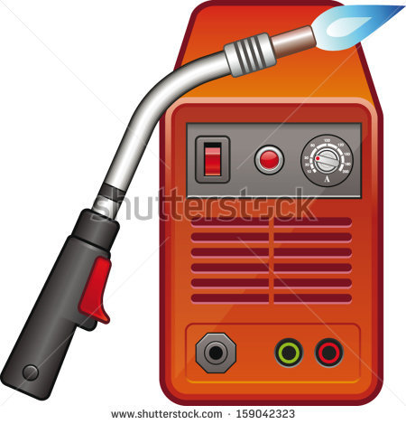 Welding Tools Stock Images, Royalty.