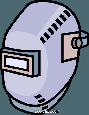 Welding helmet Welder Clip art.