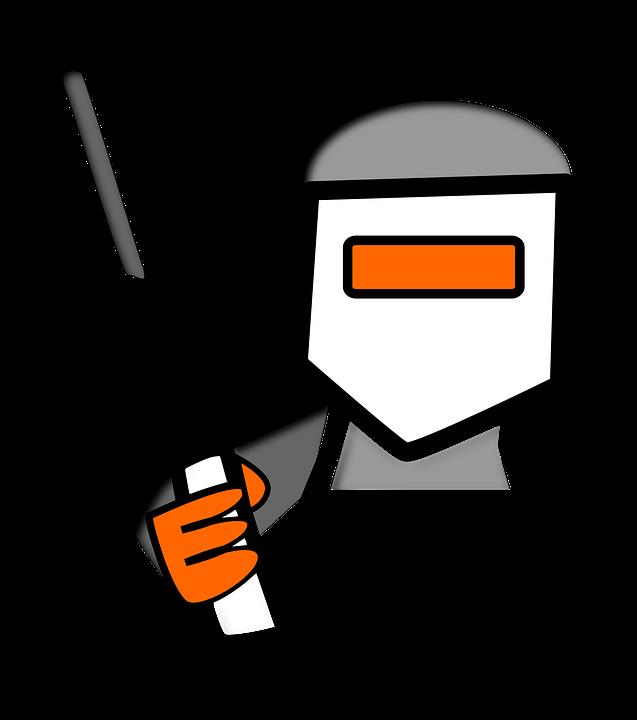 Free vector graphic: Welder, Welding Operator, Welding.