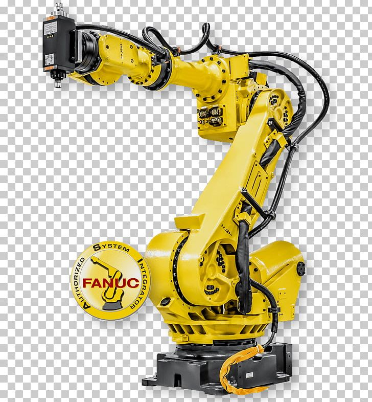 Robotics FANUC Robot Welding Robotic Arm PNG, Clipart.