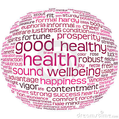 Wellbeing Stock Illustrations.