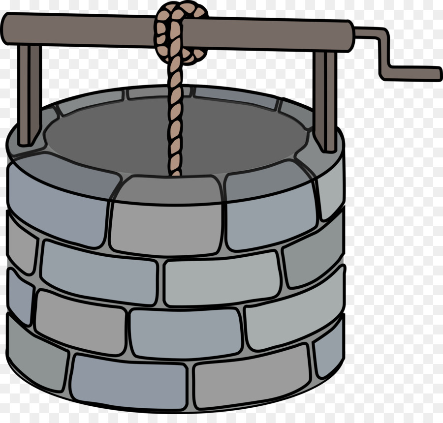 Clip Art Vector Graphics Openclipart Wishing Well Portable Network.