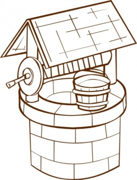 Well clipart #6
